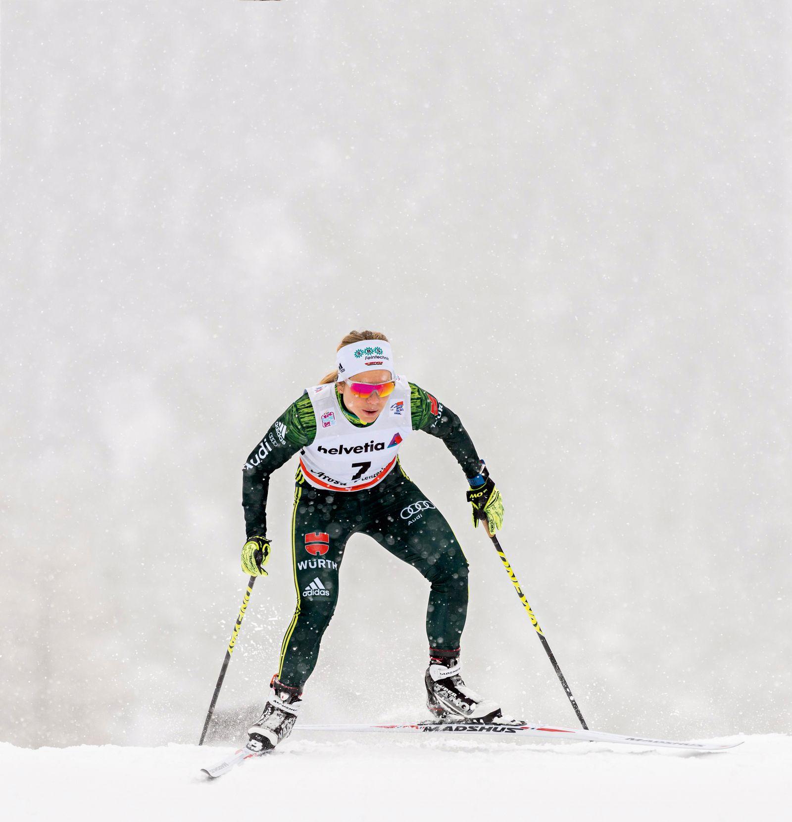 EINMALIGE VERWENDUNG Limit Skills | Skilangläuferin