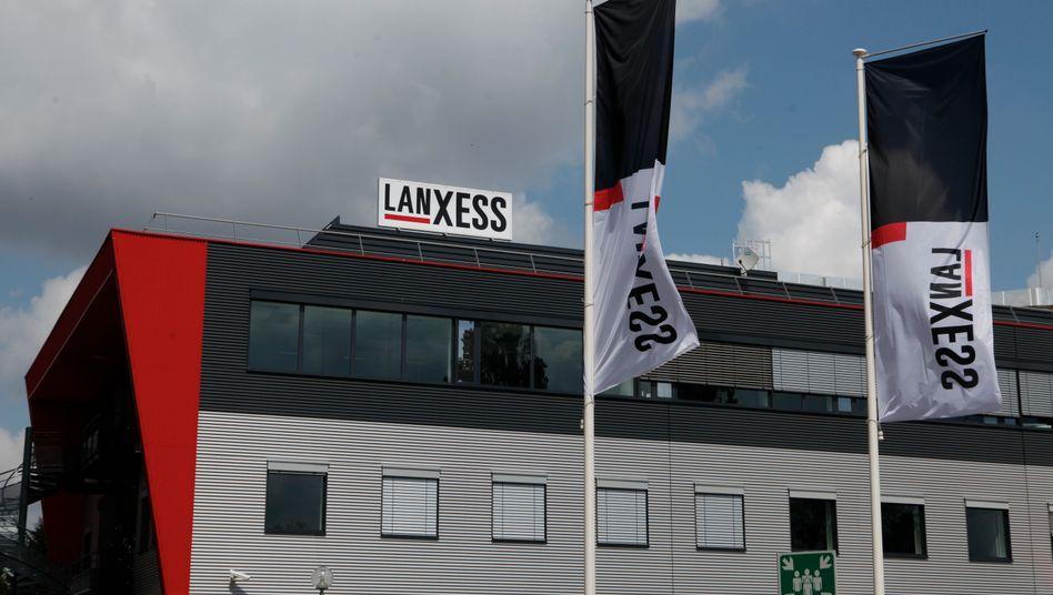 Lanxess: Der Dax-Aufsteiger aus Leverkusen hat zufriedenes Toppersonal