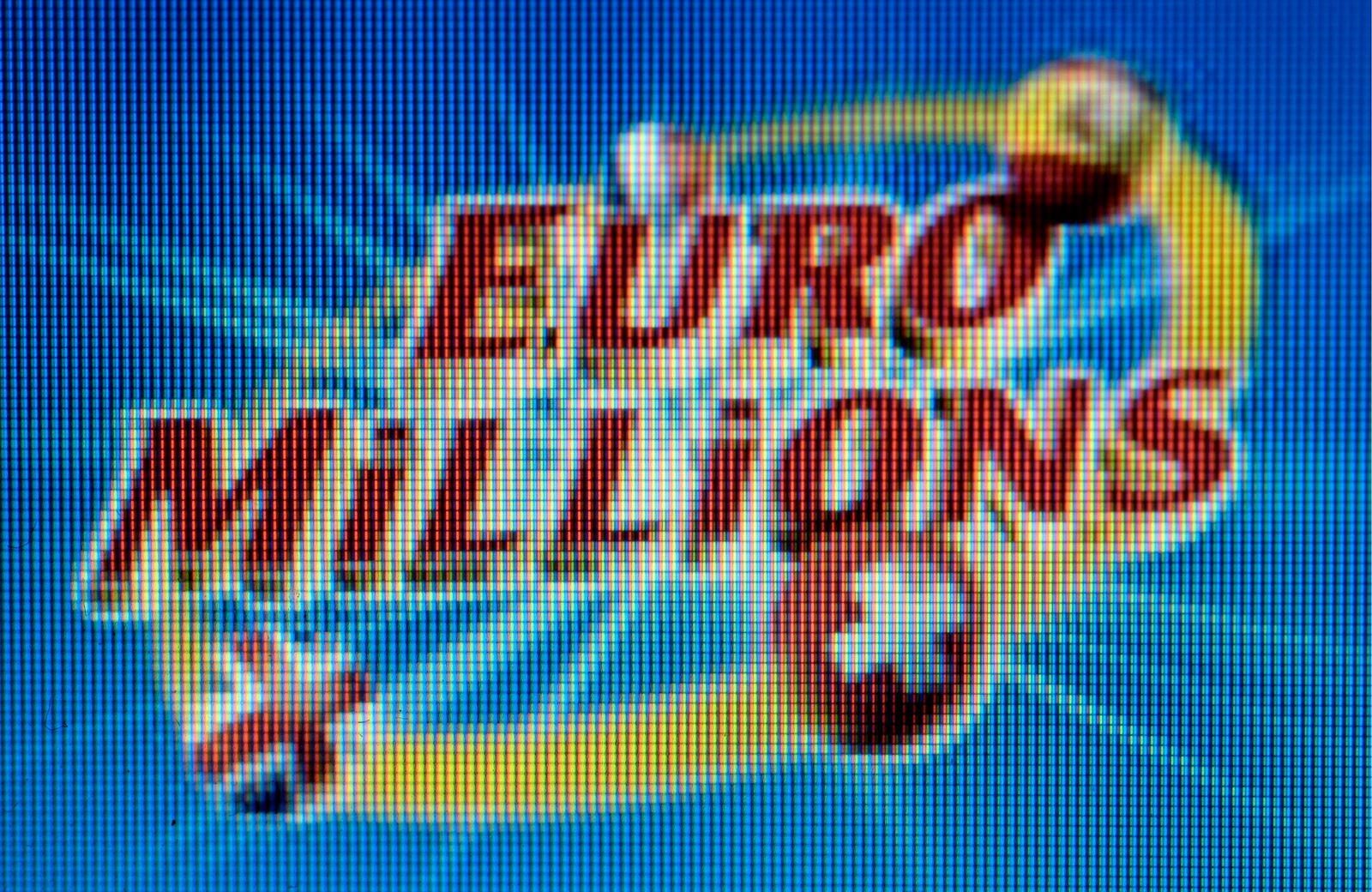 NICHT VERWENDEN EuroMillions / Jackpot / Lotto