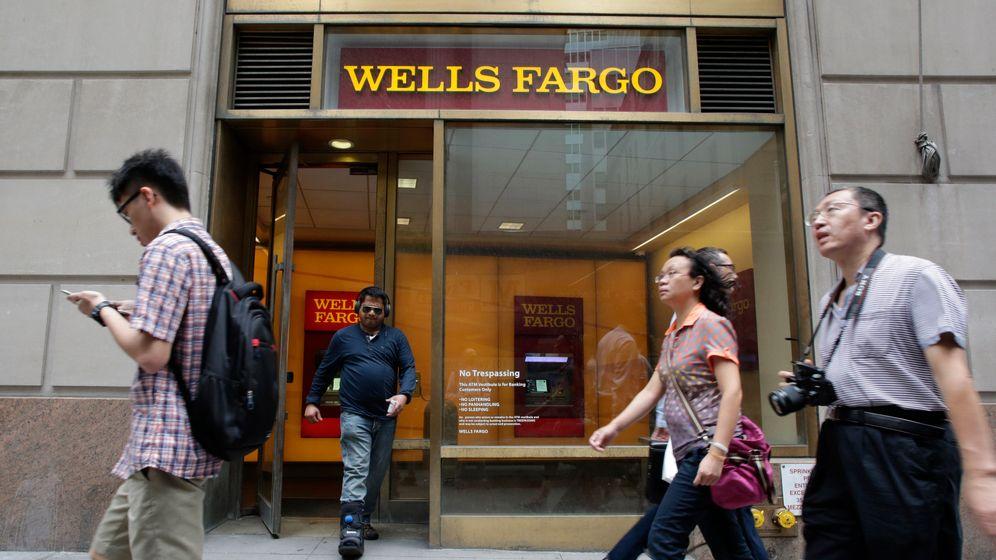 Wertvollste Bank der Welt: Was Wells Fargo so besonders macht