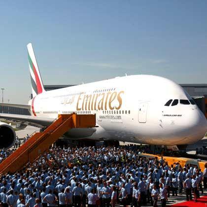 Jubel verflogen: Ein gutes halbes Jahr nach der Erstauslieferung an Emirates sorgt die A380 wieder für Ärger
