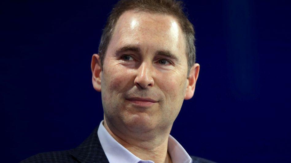 Mag klare Ansagen, auch politisch: Andy Jassy (53) wird ab dem dritten Quartal Amazon führen