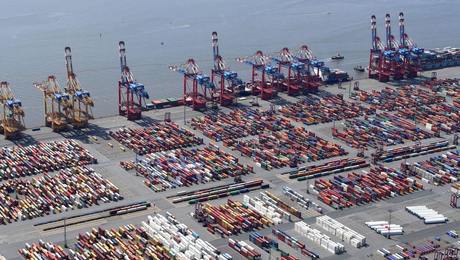 Containerterminal Bremen