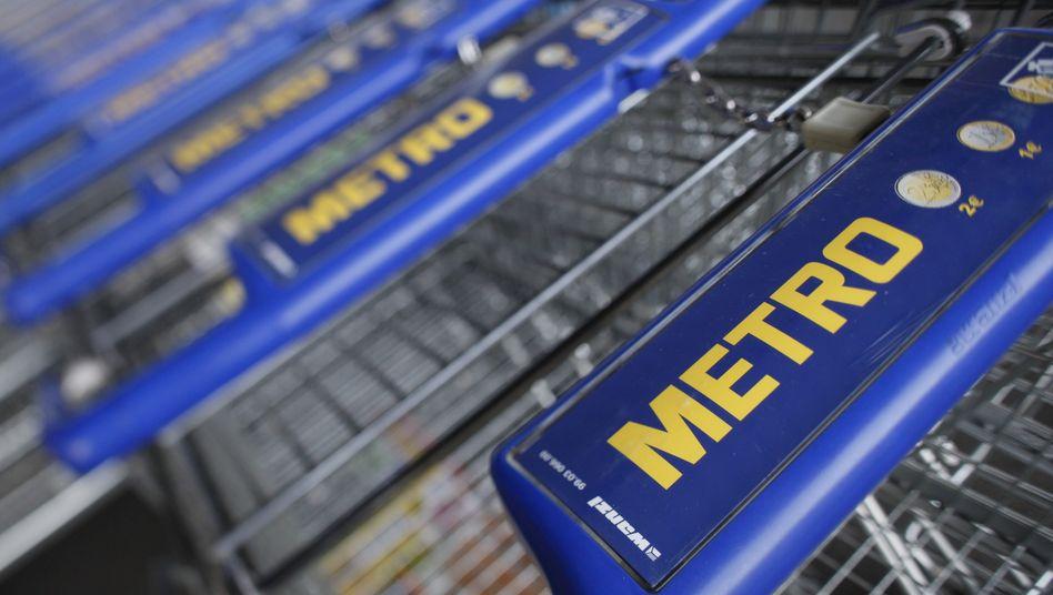 Metro: Kretinskys Einkaufswagen dürfte leer bleiben. Die Übernahme des Handelskonzerns für 5,8 Milliarden Euro dürfte scheitern
