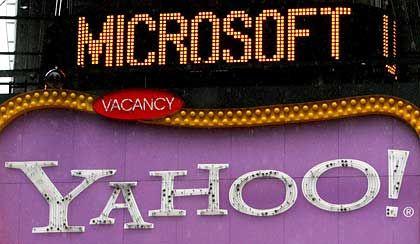 Gemeinsam gegen Google: Microsoft und Yahoo schließen ihre Suchmaschinen zusammen