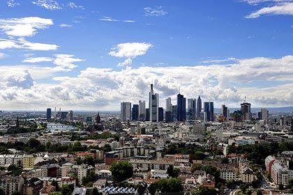 Bankenstandort Frankfurt: Managergehälter vor Neuregelung