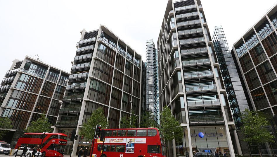 Luxus-Wohnanlage One Hyde Park in London: Wer seine vier Wände nicht nutzt, soll zahlen