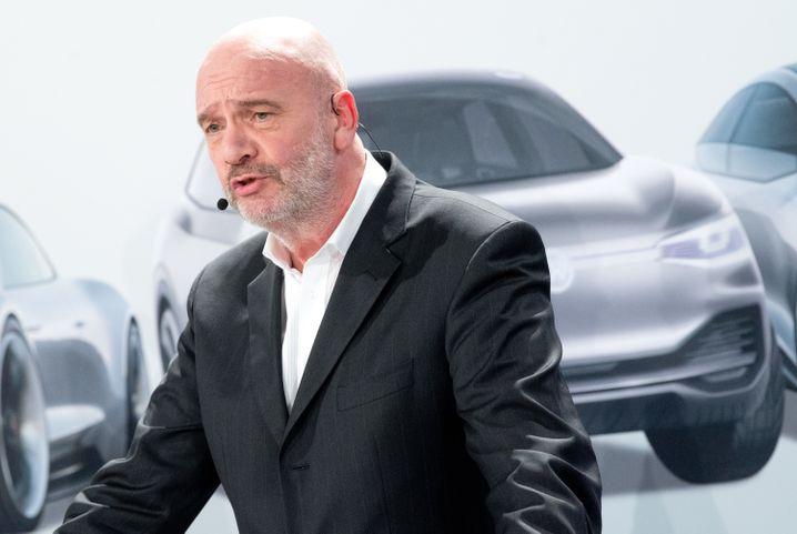 Setzt sich für 640.000 Mitarbeiter ein: Konzern-Betriebsratschef Bernd Osterloh bei Volkswagen