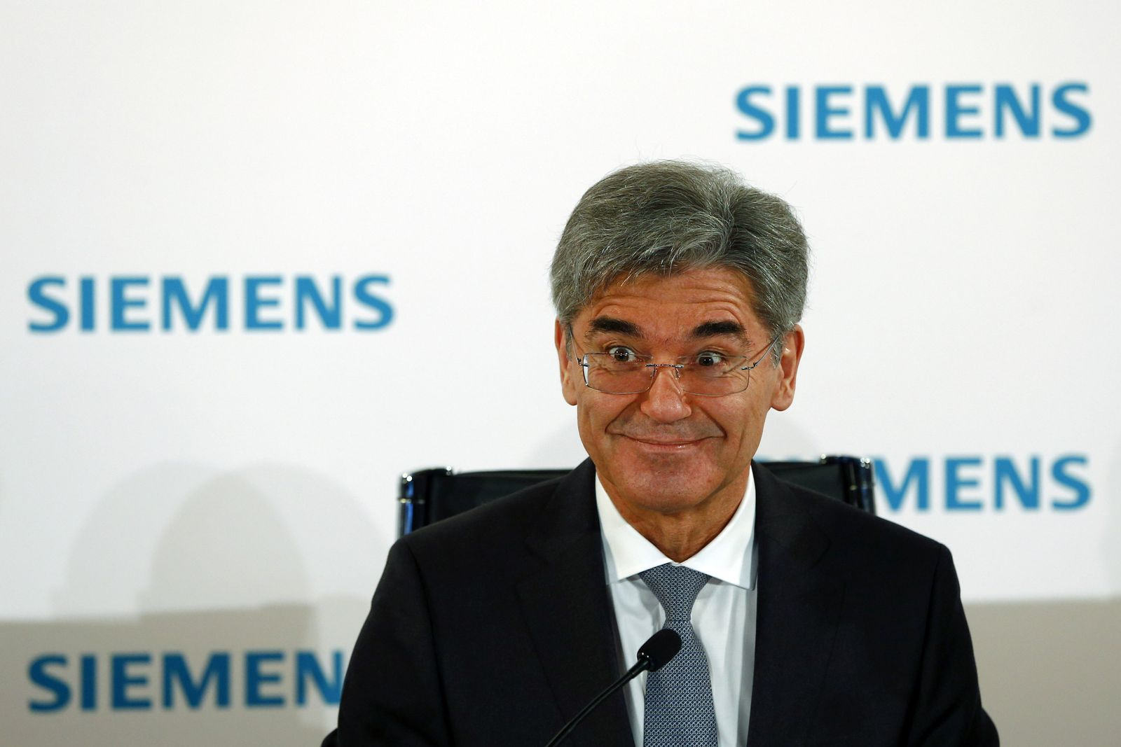 Joe Kaeser / Germany Siemens