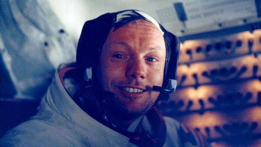 Neil Armstrong: Der US-Amerikaner war der erste Mensch, der seinen Fuß auf den Mond setzte