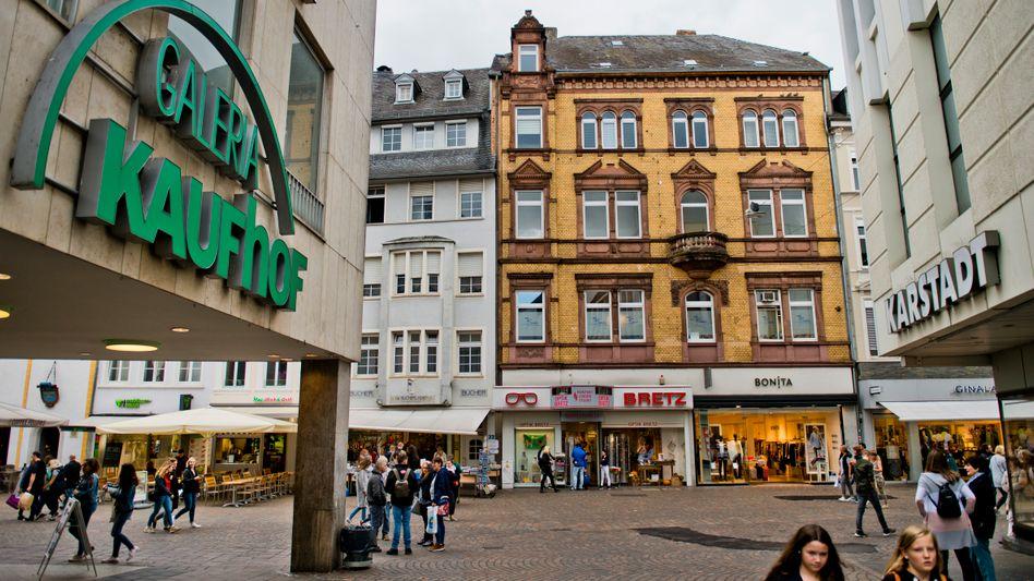 Grünes Licht für die Fusion von Karstadt und Kaufhof
