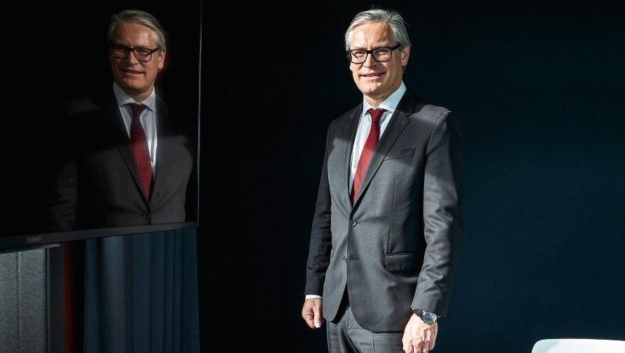 Der 32-Milliarden-Euro-Mann: Harvard-AbsolventAlexander Otto (52) ist der jüngste Sohn des Versandhandelsgründers Werner Otto