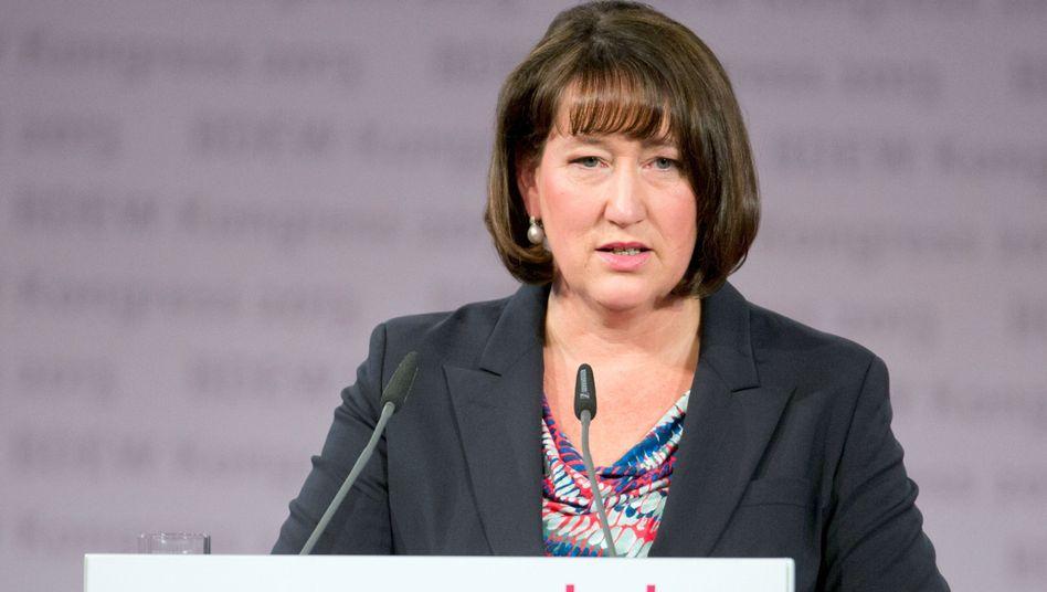 Hildegard Müller auf dem BDEW Kongress 2013