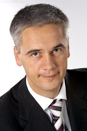 Ausgewiesener Finanzfachmann: Harald Pinger