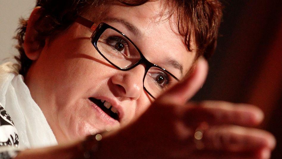 EZB-Direktorin Lautenschläger wird das Gremium zwei Jahre früher als geplant verlassen