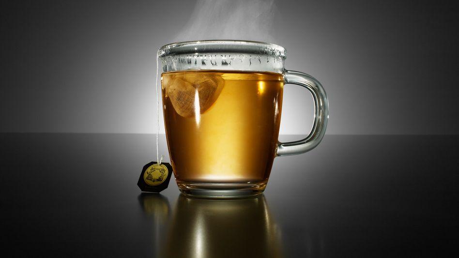 Statt Gänsebraten: Ein schöner heißer Tee ist Wellness für die Sinne