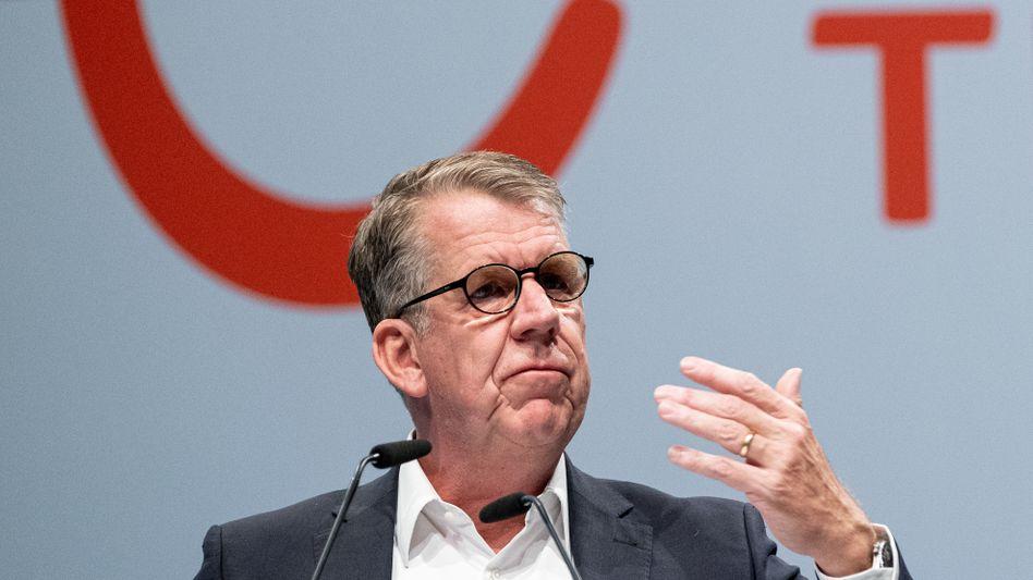 Tui-Konzern-Chef Friedrich Joussen: Um Liquidität zu sichern und die Bilanz zu entlasten, erwägt Tui den Verkauf von Hotels