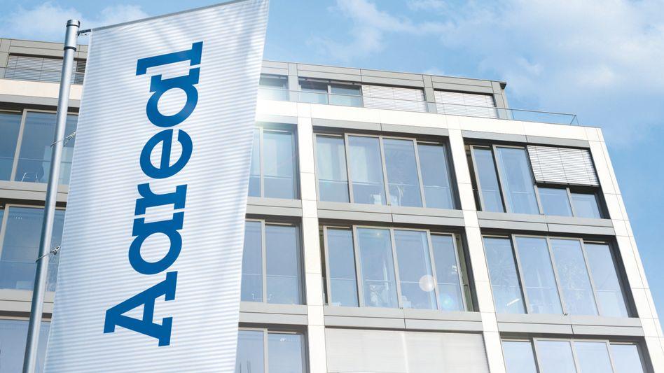 Aareal Bank in Wiesbaden: Die Finanzinvestoren Advent, Centerbridge und TowerBrook prüfen eine Übernahme
