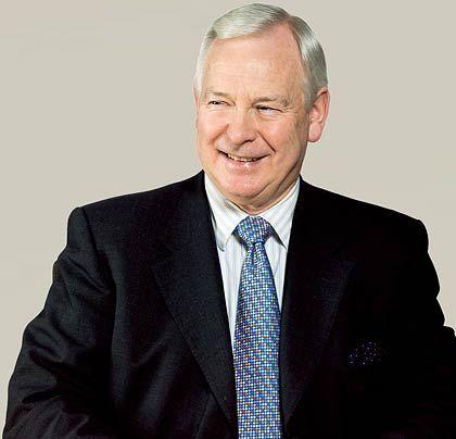 Industrieveteran: Sir John