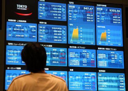 Hoher Tagesgewinn: Börsianer in Tokio erleben Kurssprung von knapp 5 Prozent