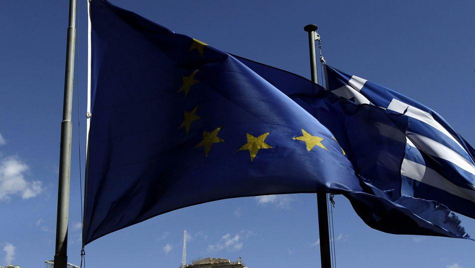 Wieder gesprächsbereit: Griechenland will mit seinen Geldgebern die Verhandlungen über den Spar- und Reformkurs offenbar fortsetzen. Ohne klare Zusagen sollen keine weiteren Milliarden nach Athen fließen