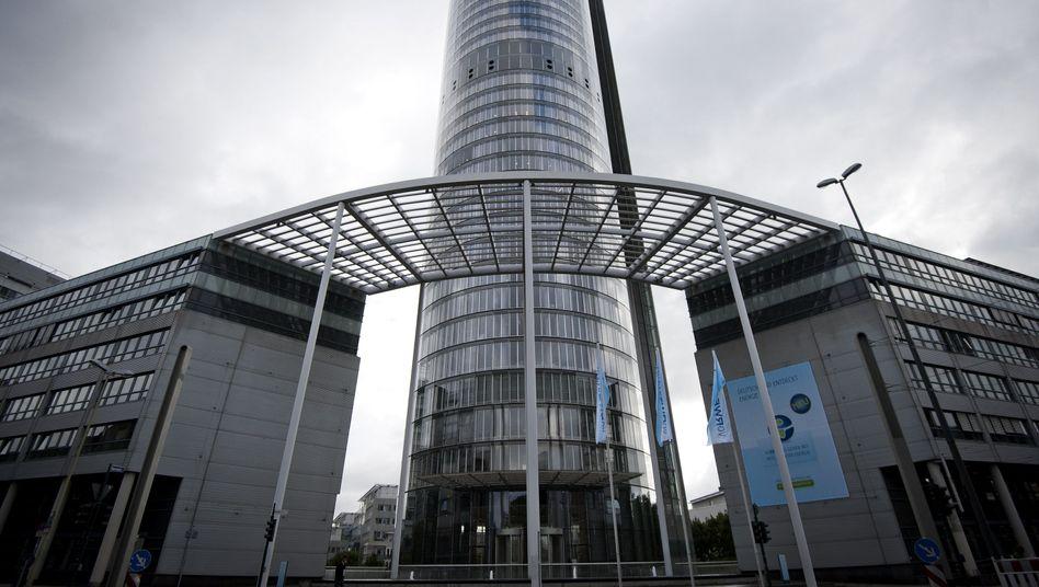 RWE-Zentrale in Essen: Im Juli wird der Vorstand neu sortiert