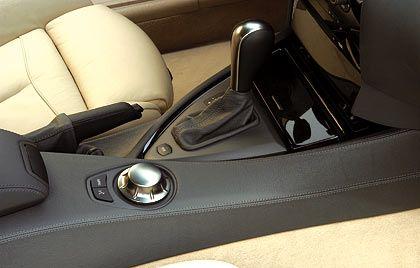 I-Drive: Das Bedienelement ist noch immer eine Zumutung.