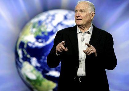 Räumt seinen Posten im Verwaltungsrat: Intel-Topmanager Barrett