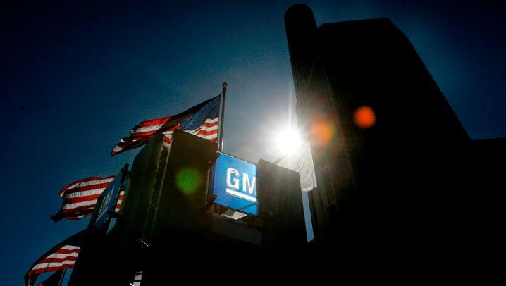 US-Autoindustrie: Detroit leuchtet