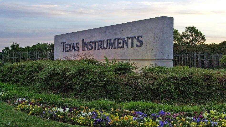 Texas Instruments: Milliardenzukauf geplant