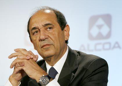 Herr über Alcoa: Alain Belda