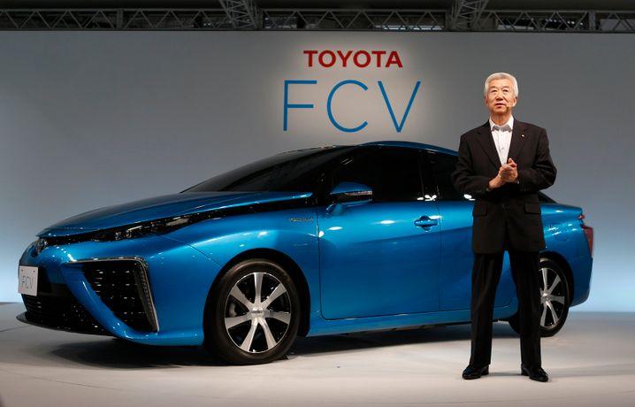 Toyotas Wasserstoffautos FCV: Die Revolution kostet etwa 50.000 Euro - plus ein paar Milliarden für die Infrastruktur