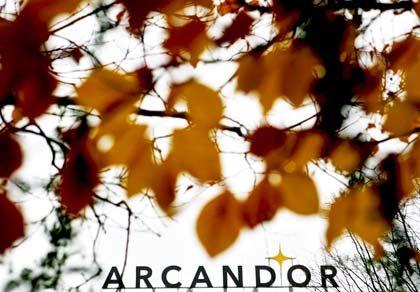 Arcandor: Der ehemalige Karstadt-Mutterkonzern war der größte Insolvenzfall 2009