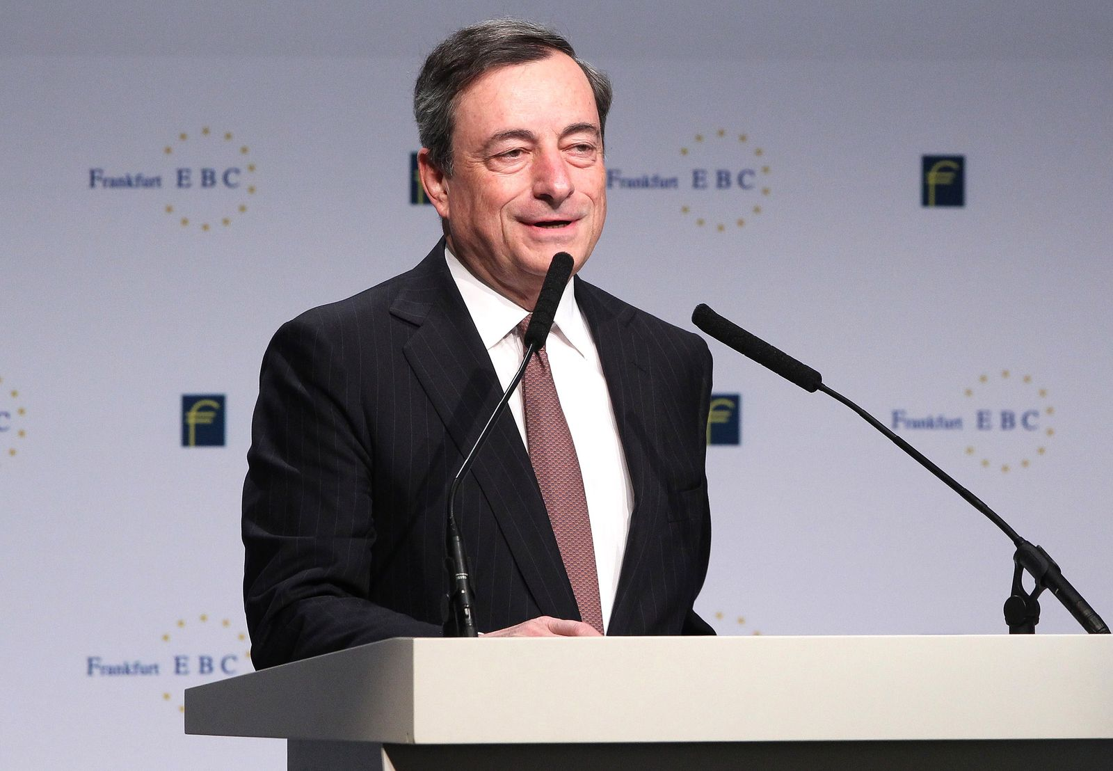 Draghi / Bankenkongress