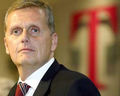 Auf Sanierungskurs: Telekom-Vorstandschef Kai-Uwe Ricke