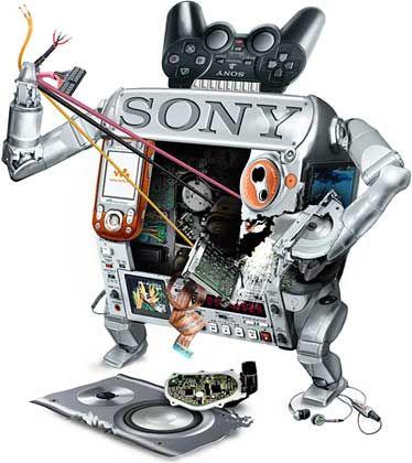 Ramponiert: Wird Sony das japanische Grundig?