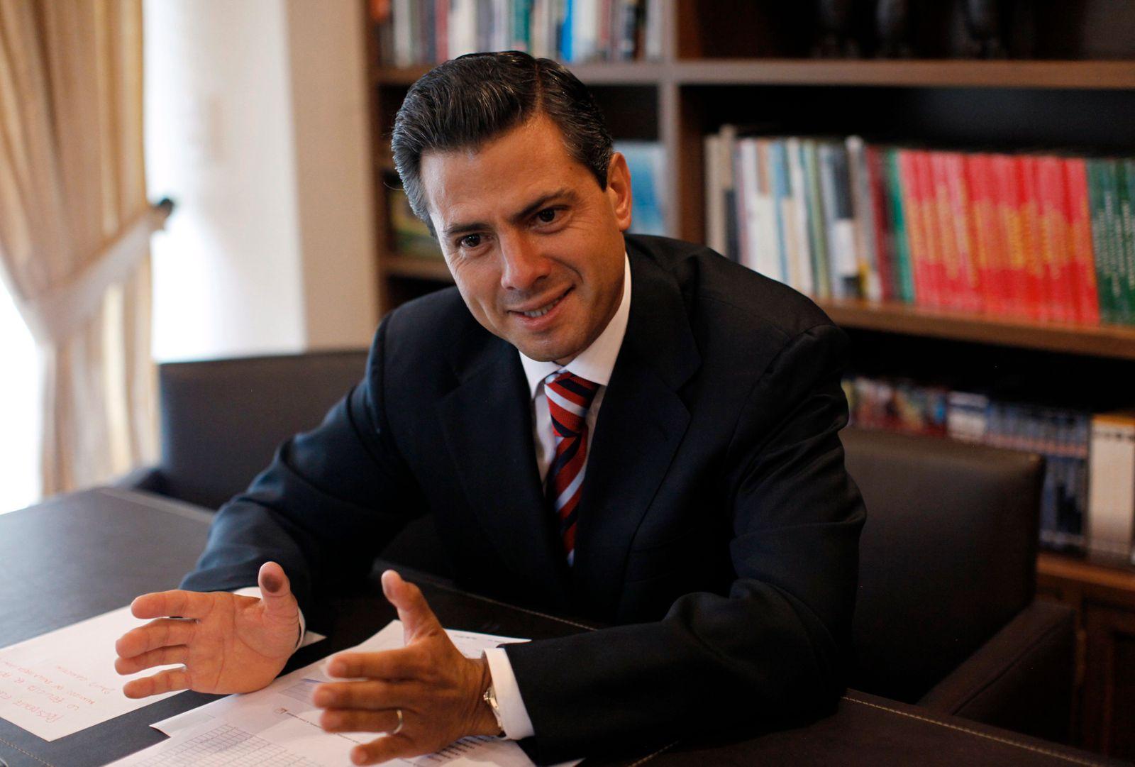 MEXICO / Wahlen / Präsident / Enrique Pena Nieto