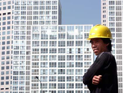 Baustelle China: Platzen dort bald die nächsten Immobilienkredite?