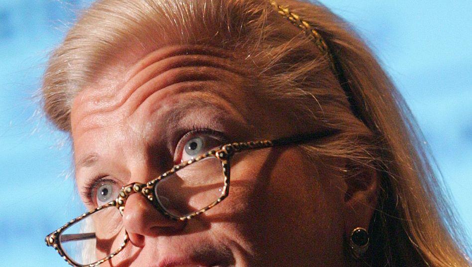 """Künftig an der Spitze von """"Big Blue"""": Virginia Rometty löst zum Jahreswechsel Sam Palmisano ab"""