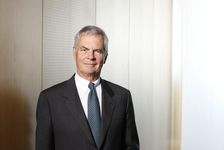 Auch Gerd Krick (75) hat die doppelte Aufsichtsratschaft: Er leitet die Gremien von Fresenius und Fresenius Medical Care