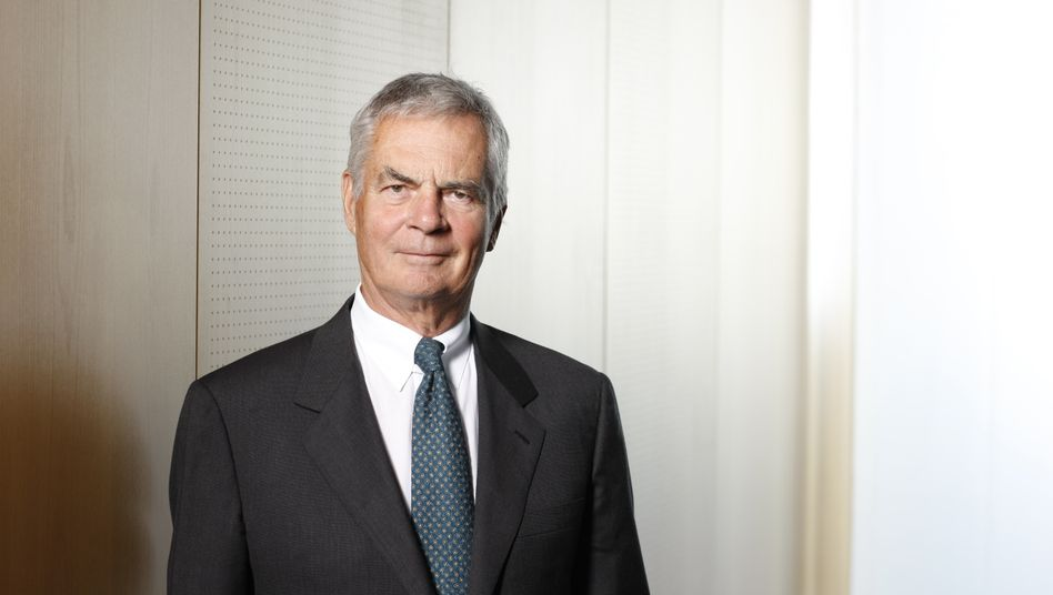 Er will es noch einmal wissen: Fresenius-Chefkontrolleur Gerd Krick