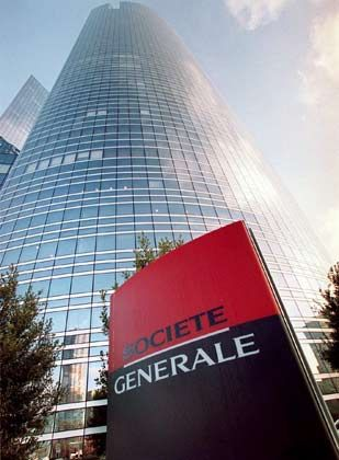 Société Générale: Gerüchte über ein 40-Milliarden-Risiko