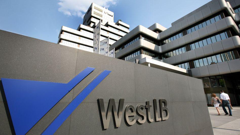 Soll aus der Hand der Landesbehörden und Sparkassen entlassen werden: WestLB steht vor dem Verkauf