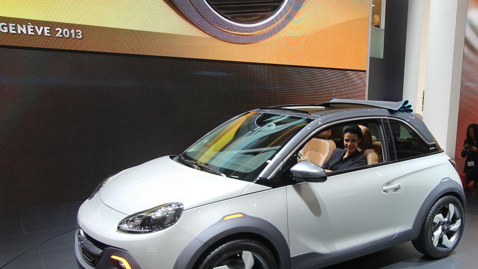 Opel Adam: Chef Neumann will Chevrolet-Händler für das neue Shopkonzept gewinnen