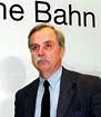 Bahn-Chef Johannes Ludewig
