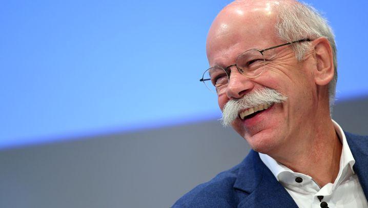 Daimler-Chef Dieter Zetsche: Diese Autos müssen Sie mal fahren