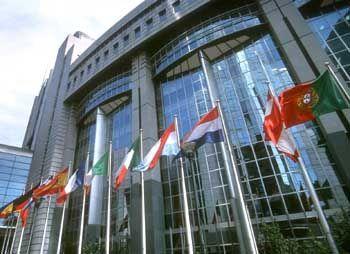 EU-Parlament in Brüssel: Außenpolitisch spricht die 25er Gemeinschaft nach wie vor nicht mit einer Stimme