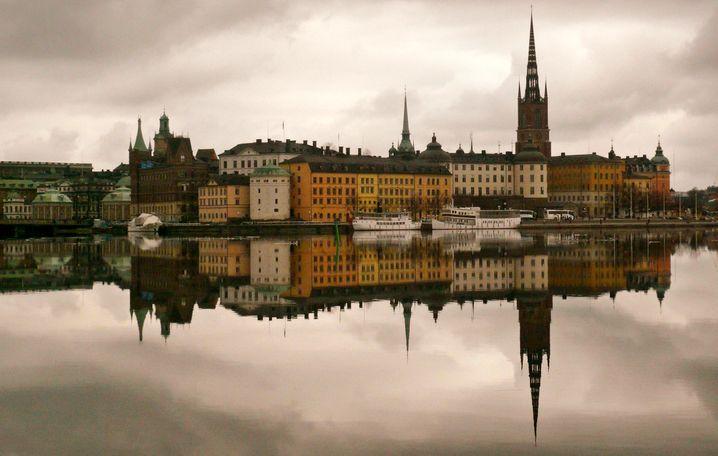 Altstadt von Stockholm: Die Schweden haben von VW Klarstellungen erbeten, um die Höhe einer möglichen Steuernachzahlung zu ermitteln