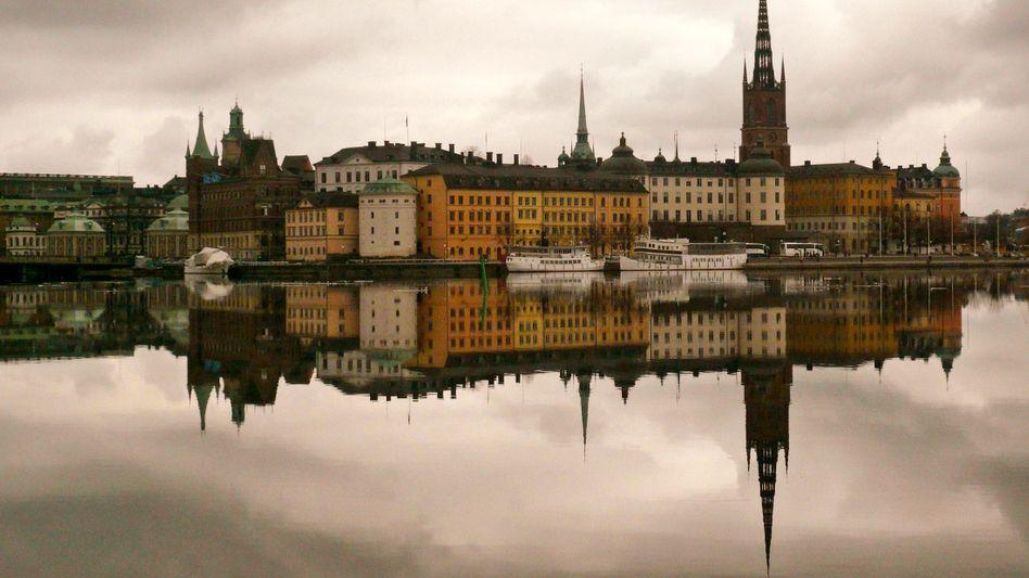 Stockholm: Der schwedische Immobilienmarkt ist bei Investoren beliebt - auch bei Vonovia.