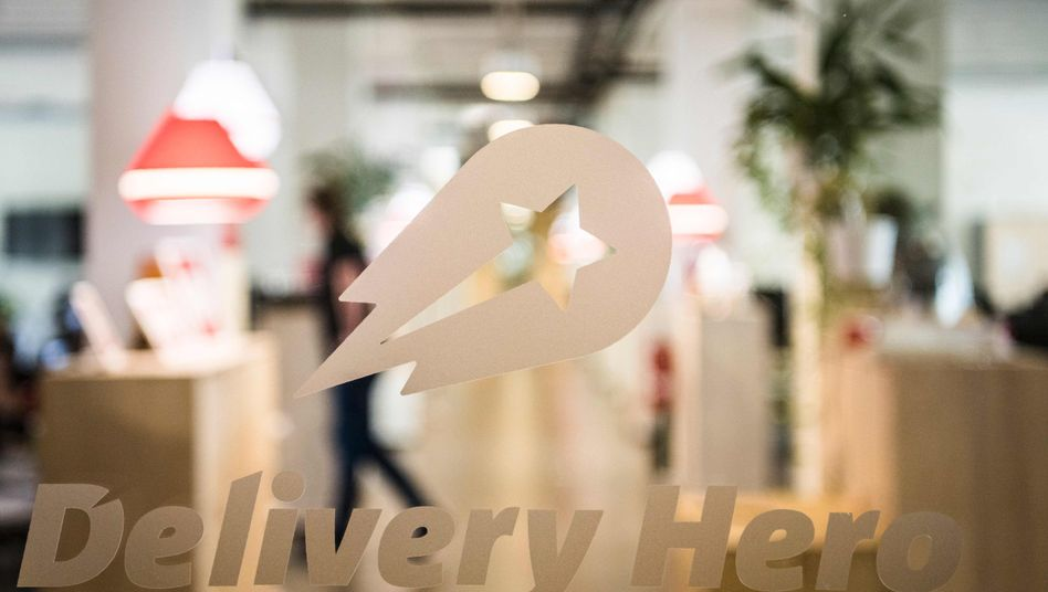 Delivery-Hero-Zentrale in Berlin
